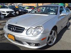 2003 Mercedes-Benz CLK-Class