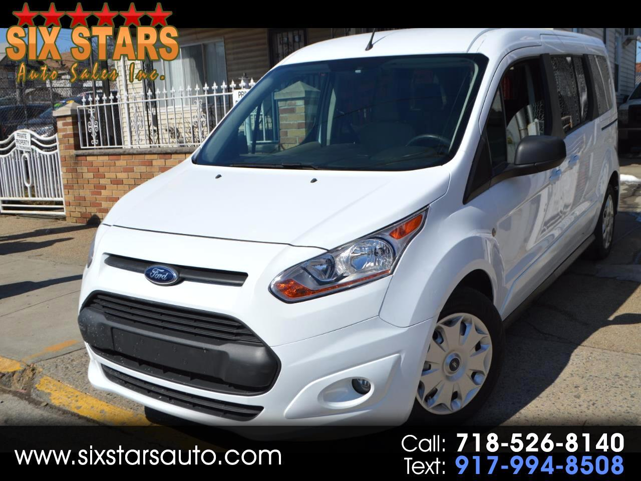 Ford Transit Connect Wagon XLT LWB 2014