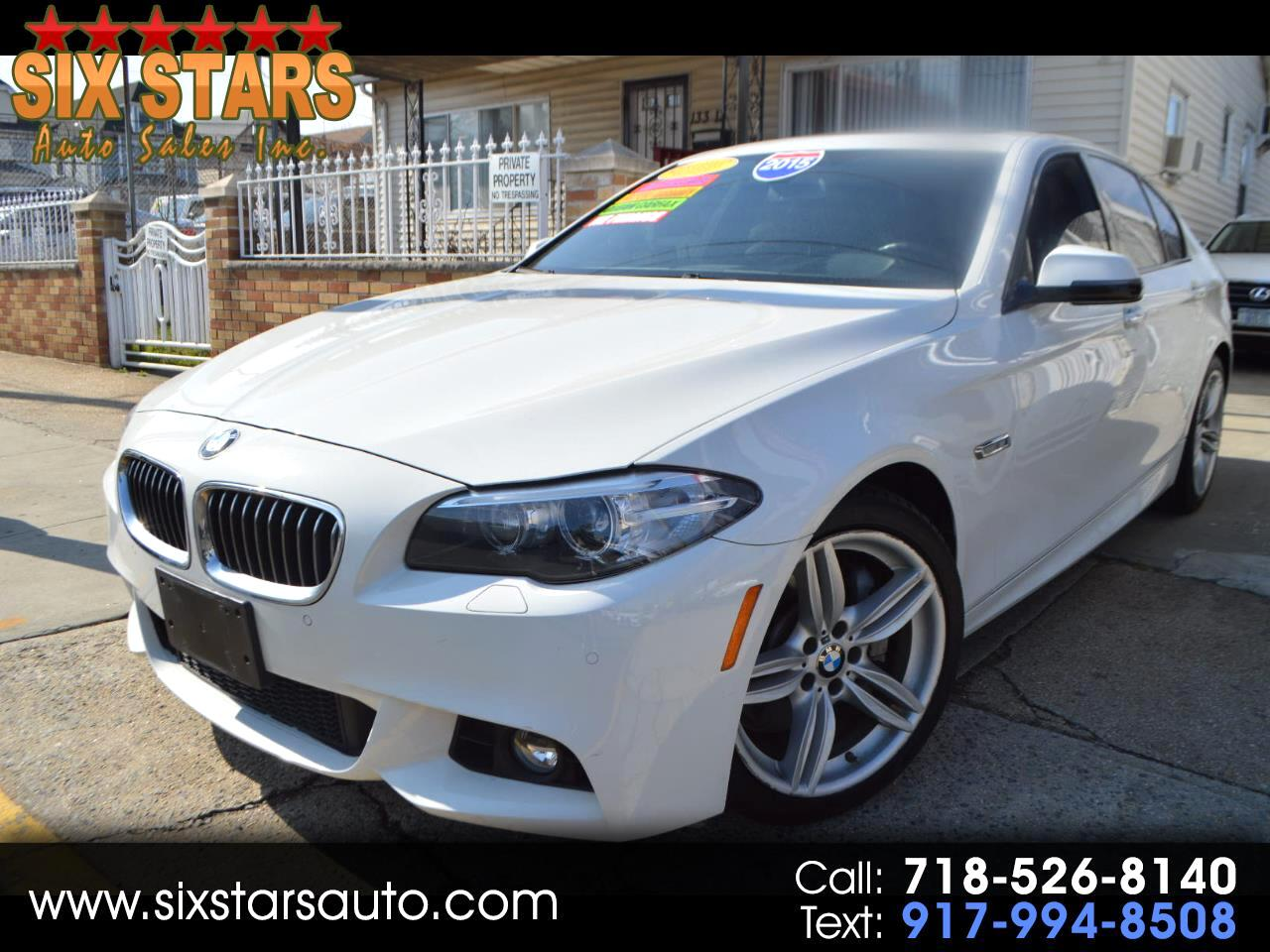 BMW 5-Series 535i xDrive 2015