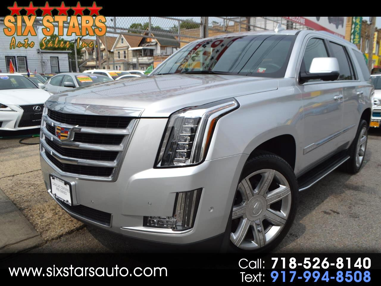 Cadillac Escalade Luxury 4WD 2018