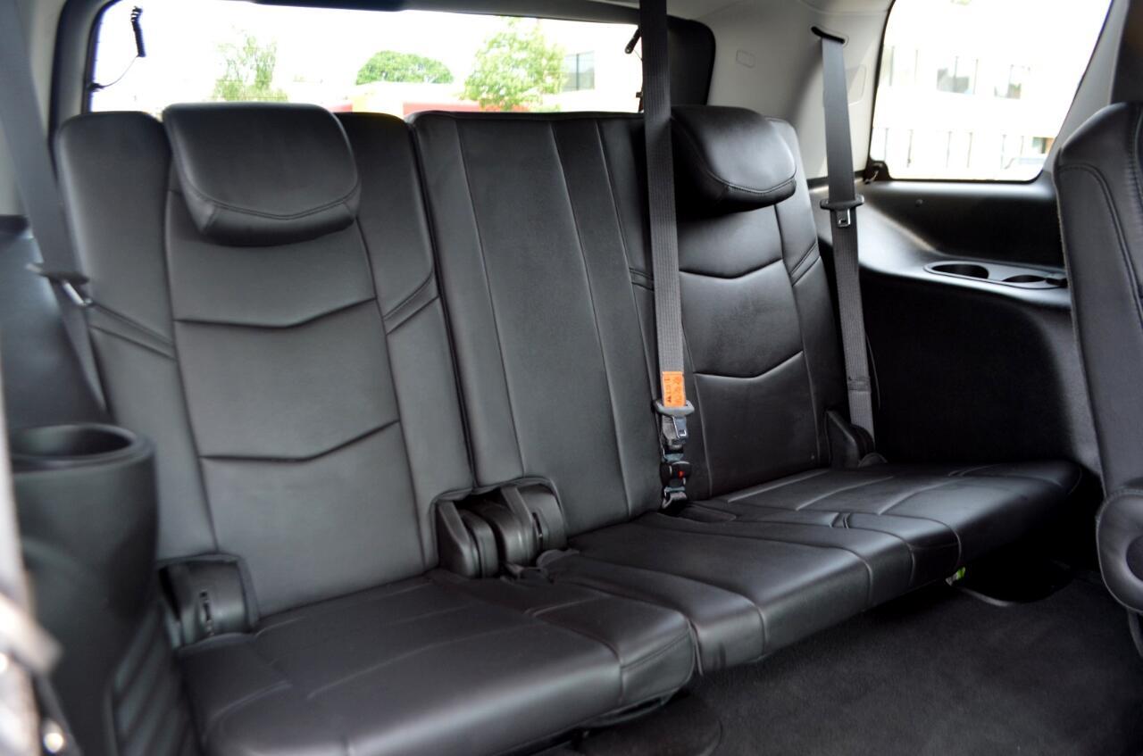 Cadillac Escalade Luxury 4WD 2018