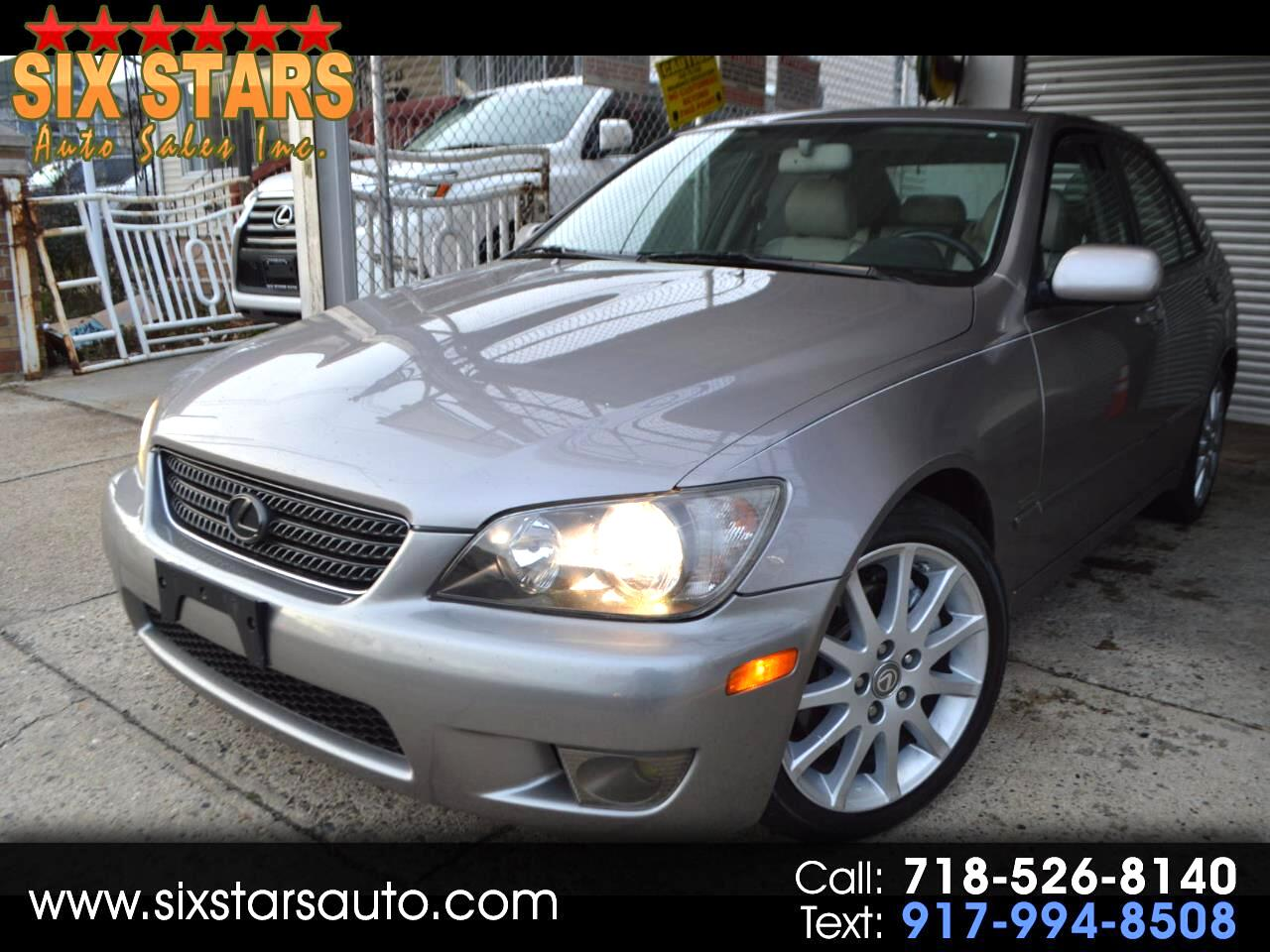 Lexus IS 300 4dr Sdn 2004