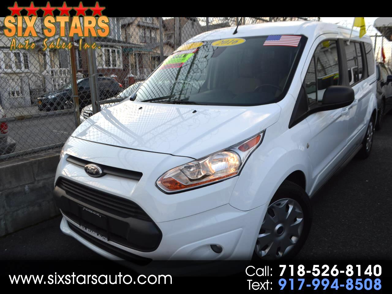Ford Transit Connect Wagon XLT LWB 2016