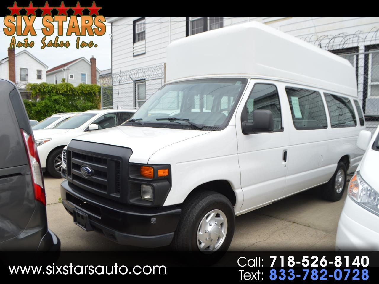 Ford Econoline E-250 Extended 2012
