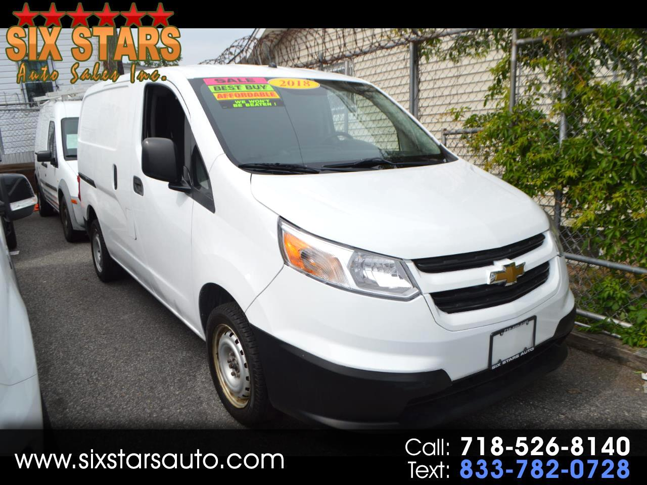 Chevrolet City Express LT 2018