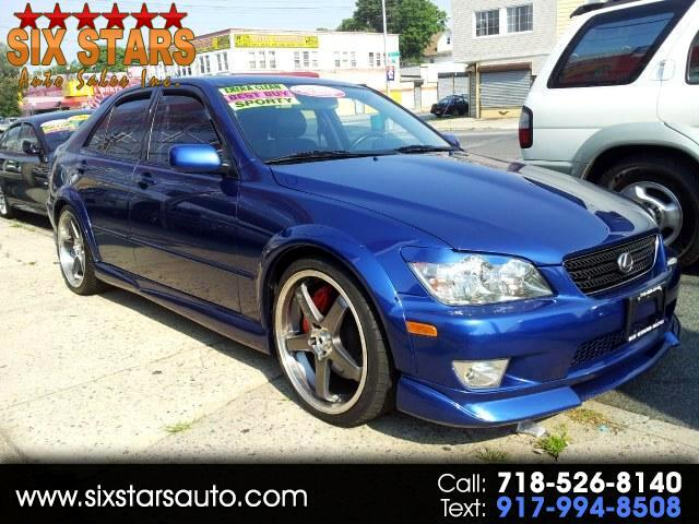 2002 Lexus IS 300 4dr Sdn Auto Trans