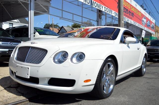 2004 Bentley Continental 2dr Cpe GT