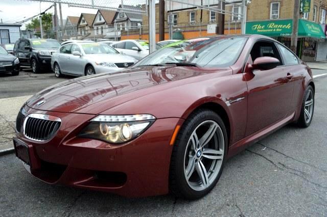 2008 BMW 6 Series 2dr Cpe M6