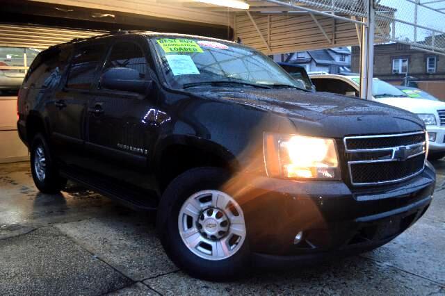 2008 Chevrolet Suburban LT3 2500 4WD