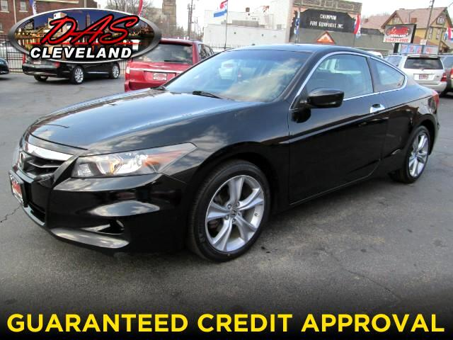 2012 Honda Accord EX-L V6 Coupe AT with Navigation