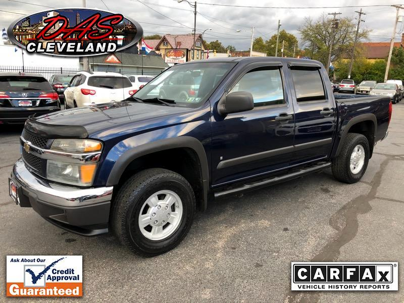2007 Chevrolet Colorado LT2 Crew Cab 4WD