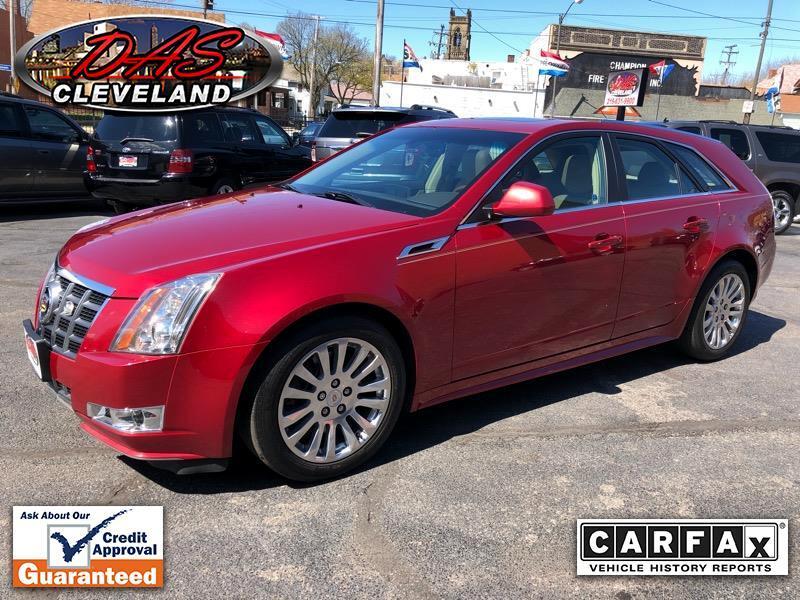2012 Cadillac CTS Sport Wagon 3.6L Premium AWD w/ Navigation