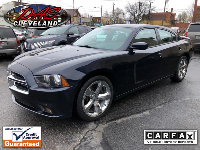 2012 Dodge Charger 4dr Sdn SXT Plus RWD