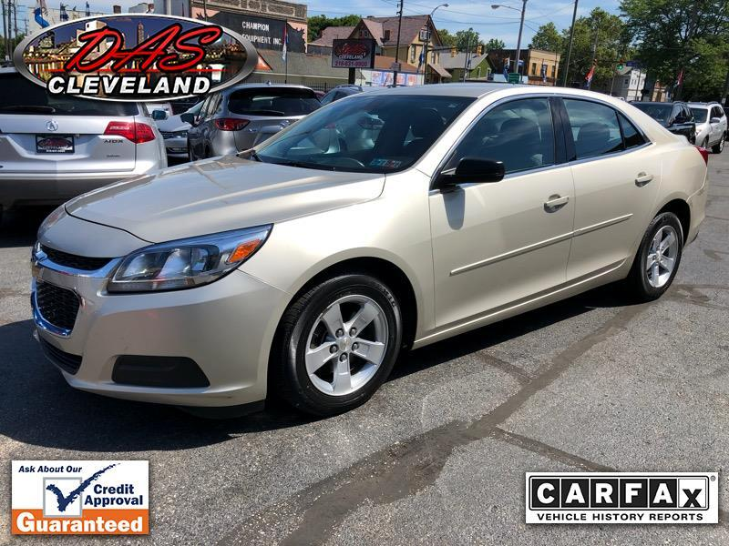 Diversified Auto Sales >> Used 2015 Chevrolet Malibu For Sale In Cleveland Oh 44102