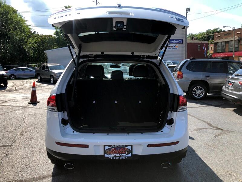 2011 Lincoln MKX AWD