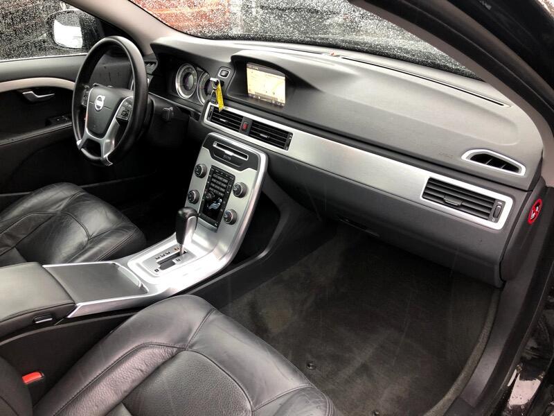 2012 Volvo S80 T6 AWD