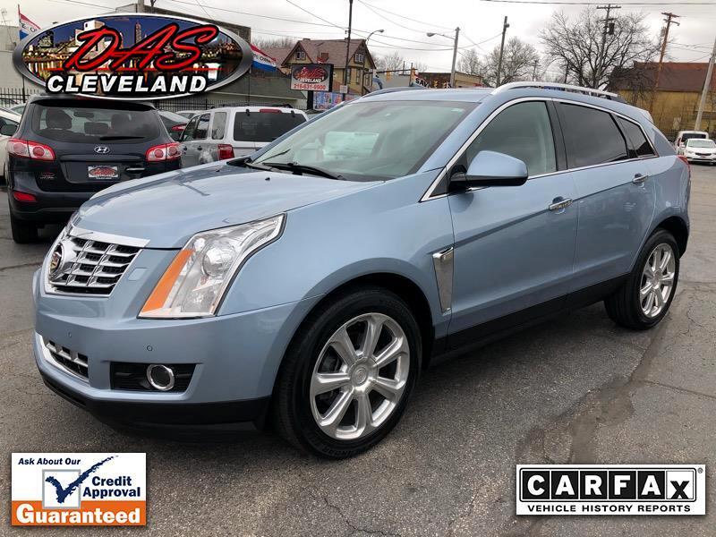 Cadillac SRX AWD Premium Collection 2013