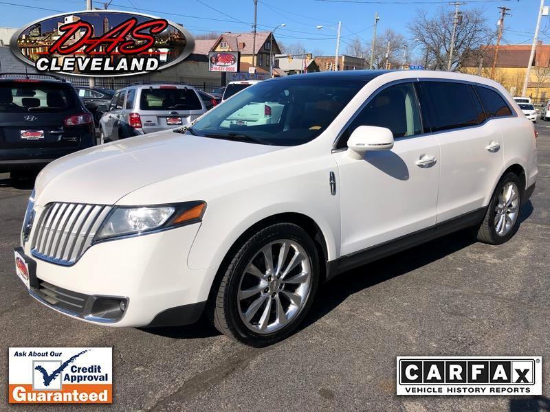 Lincoln MKT 3.5L with EcoBoost AWD 2011