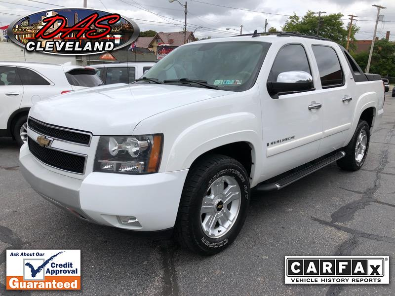 """Chevrolet Avalanche 1500 5dr Crew Cab 130"""" WB 4WD Z71 2009"""