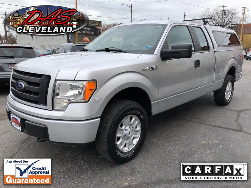Ford F-150 STX SuperCab 6.5-ft. Bed 4WD 2011