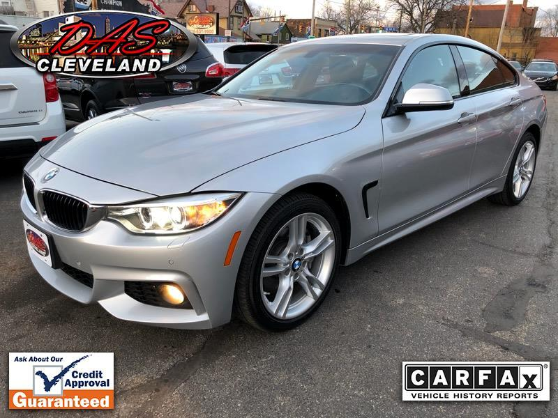 BMW 4-Series Gran Coupe 428i xDrive 2016