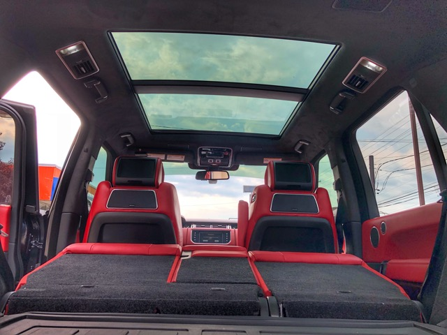 2016 Land Rover Range Rover 4WD 4dr Autobiography