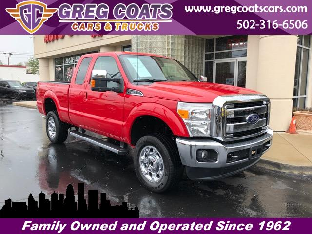 2015 Ford F-250 SD Lariat 4WD