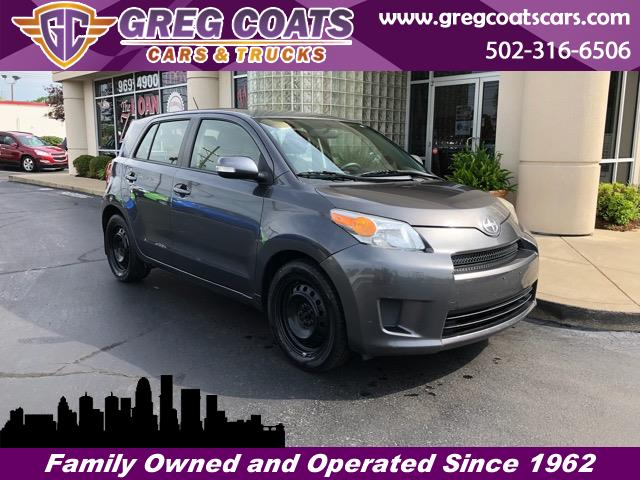 2008 Scion xD 5-Door Hatchback 5-Spd MT