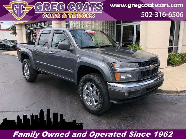 2009 Chevrolet Colorado Z71 4WD