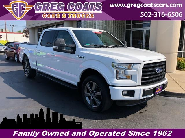 2016 Ford F-150 XLT 4WD SPORT