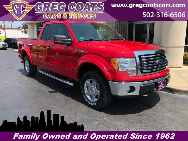 2010 Ford F-150 XLT SuperCab Long Bed 4WD