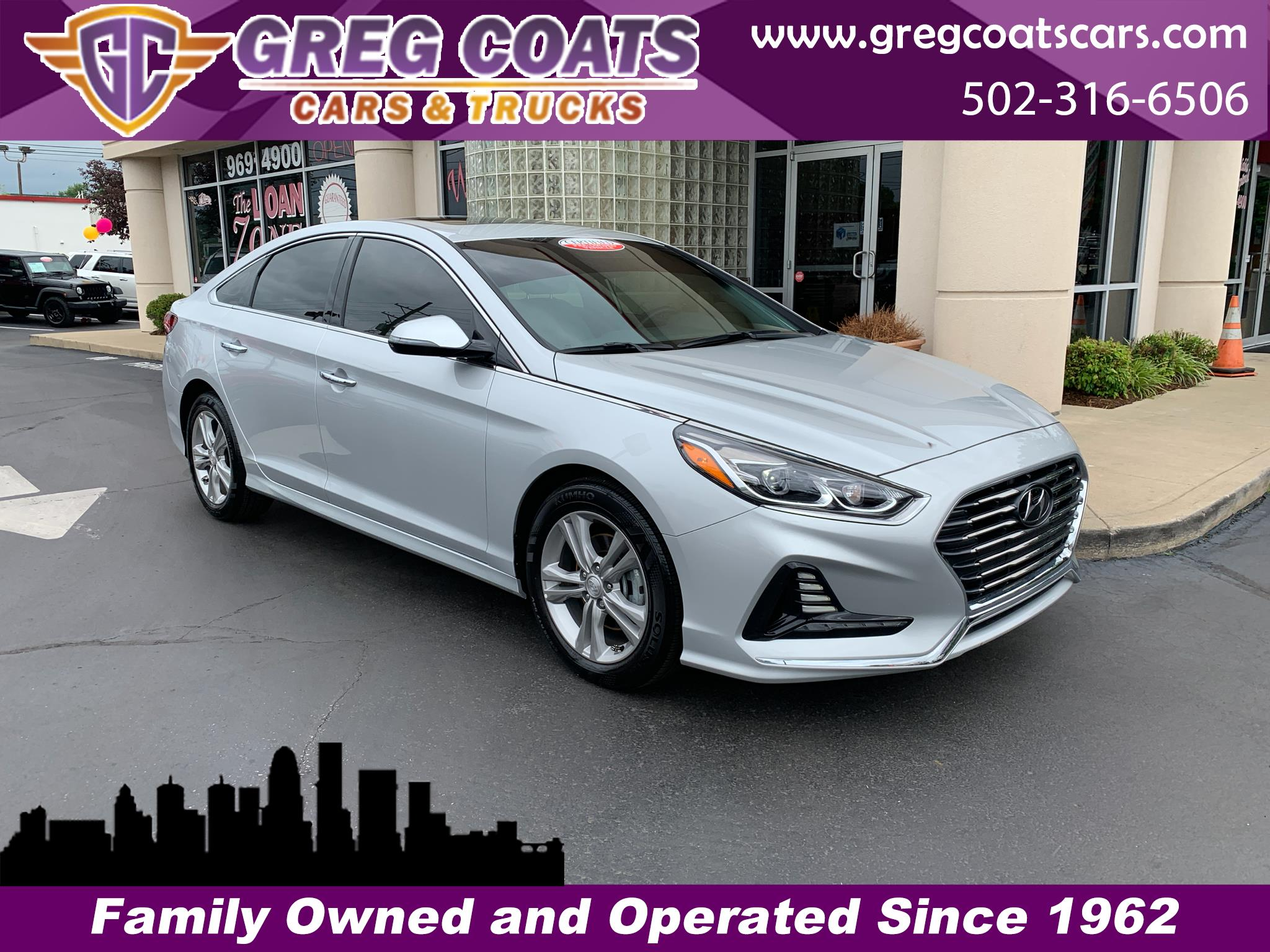 2018 Hyundai Sonata Limited 2.4L *Ltd Avail*