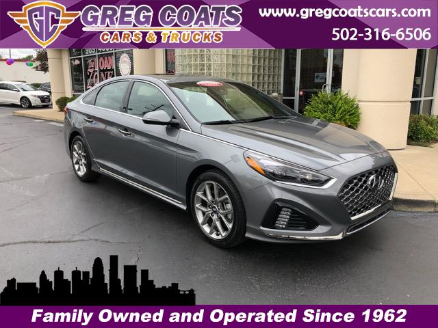2018 Hyundai Sonata Limited 2.0T *Ltd Avail*