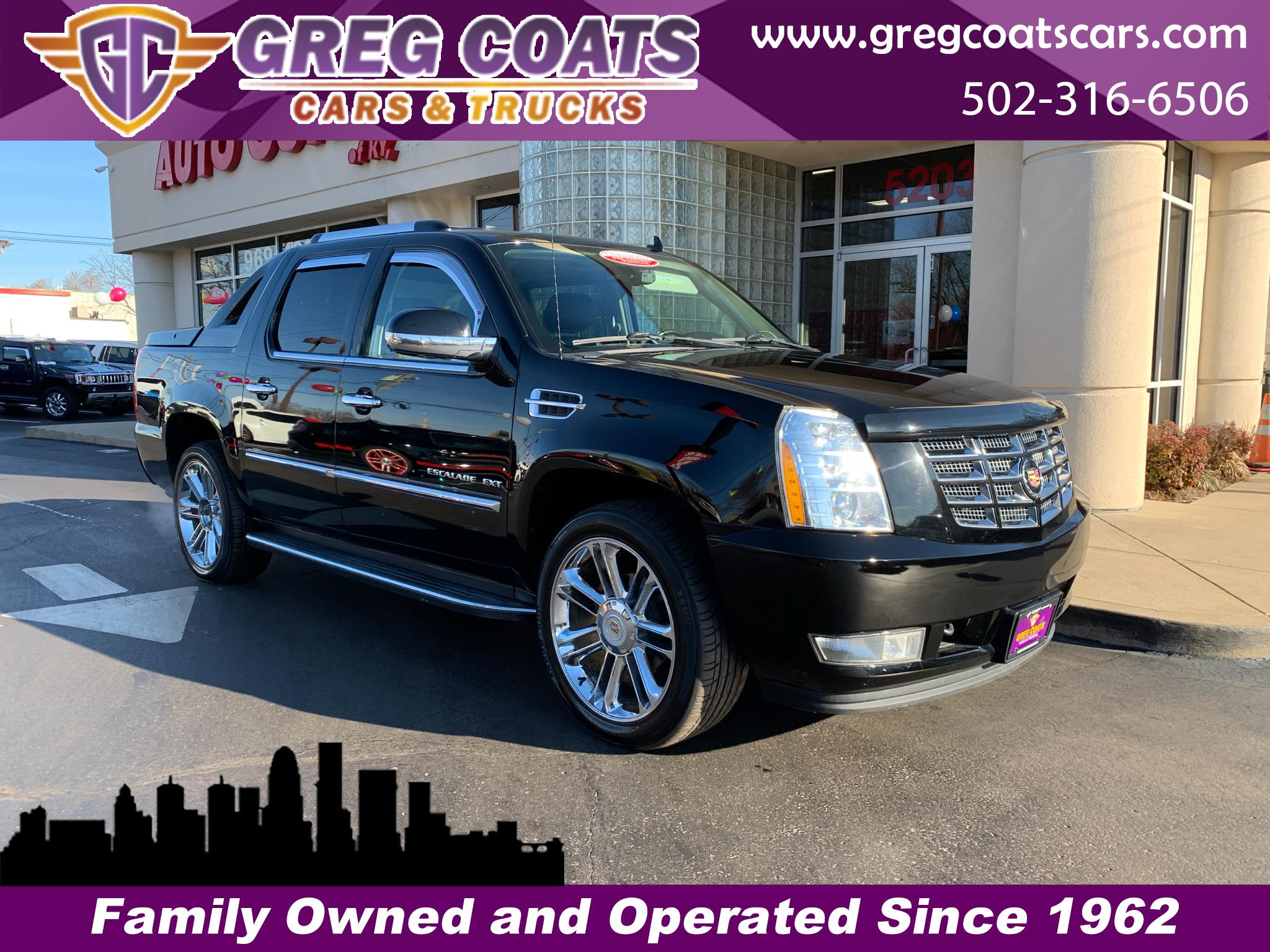 2012 Cadillac Escalade EXT Luxury
