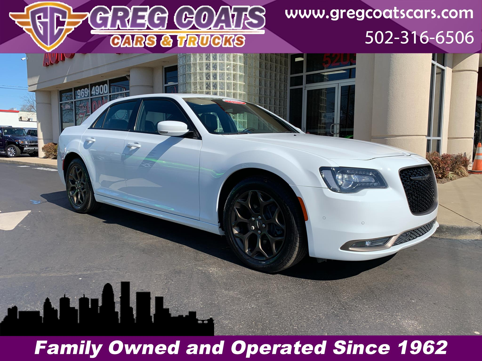 2017 Chrysler 300 4dr Sdn 300S Alloy Edition AWD