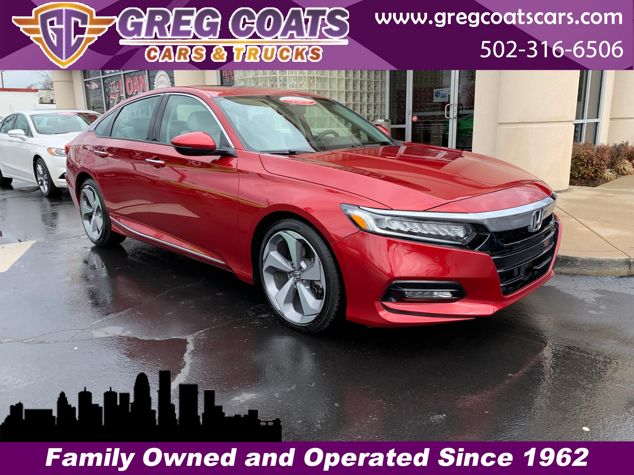 2018 Honda Accord Touring CVT