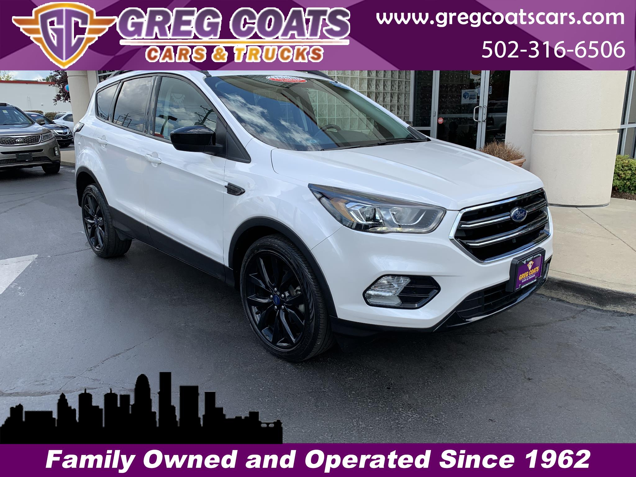 2017 Ford Escape SE FWD