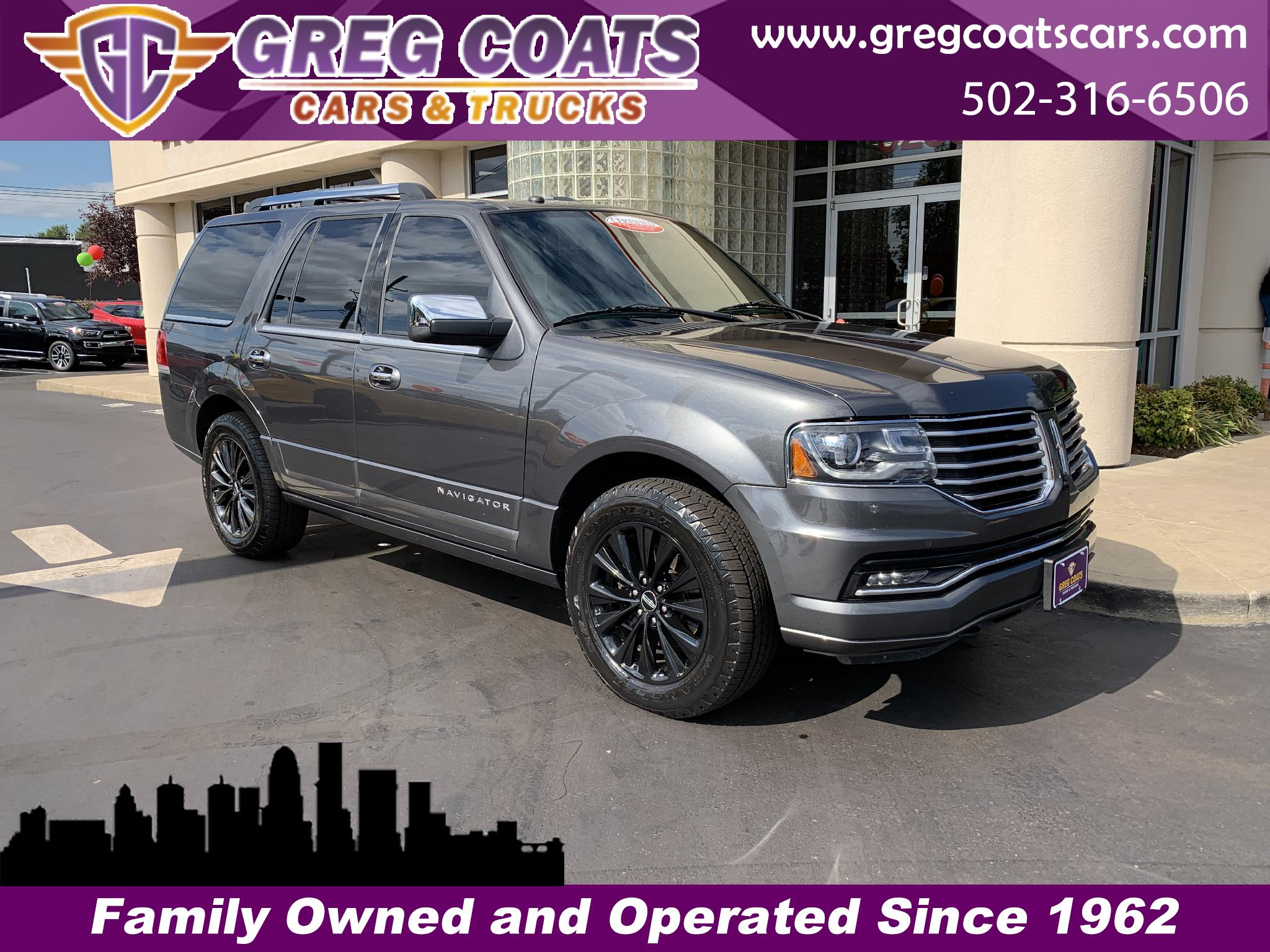 2016 Lincoln Navigator Reserve 4x4
