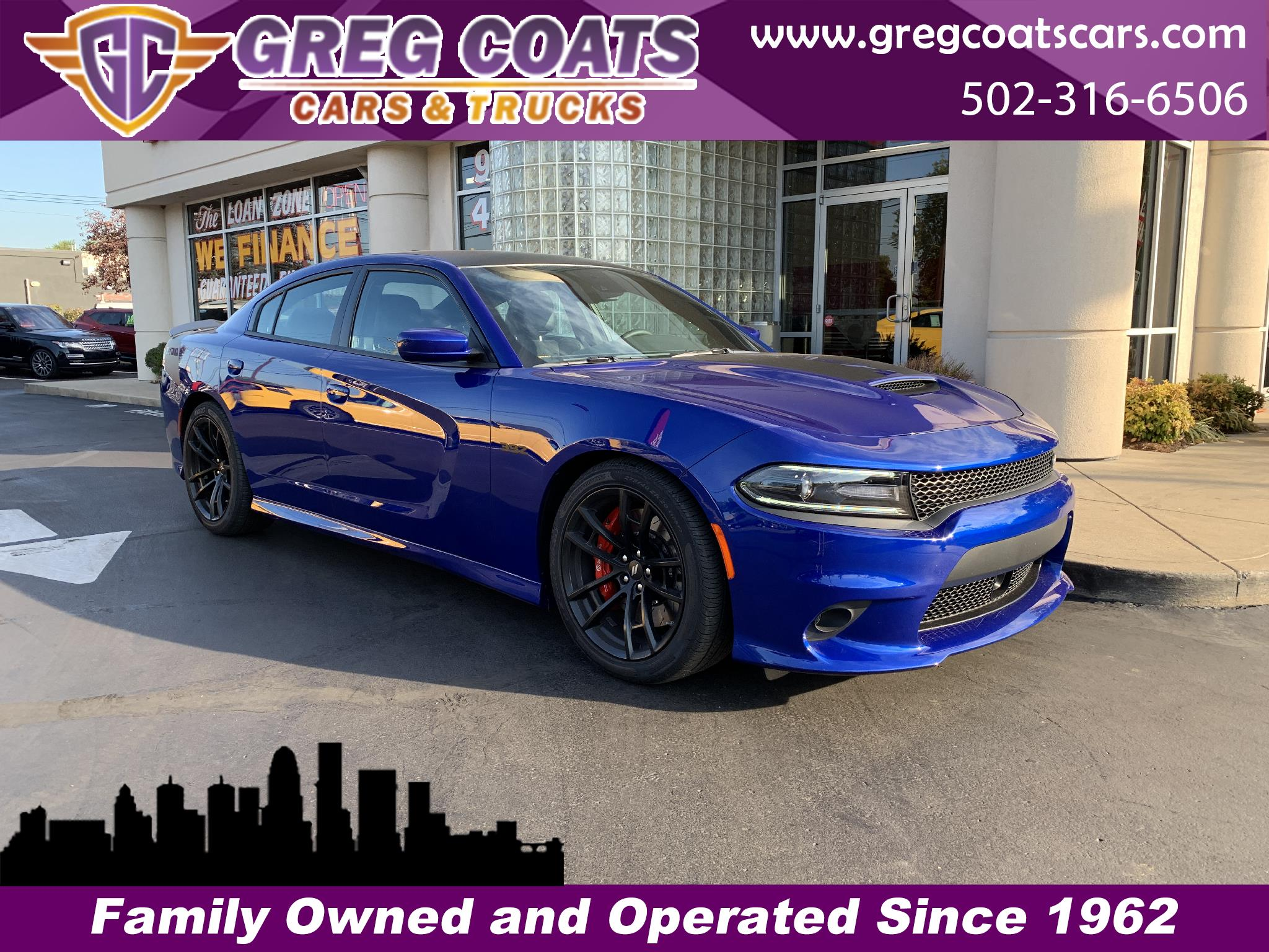 2018 Dodge Charger Daytona 392 RWD