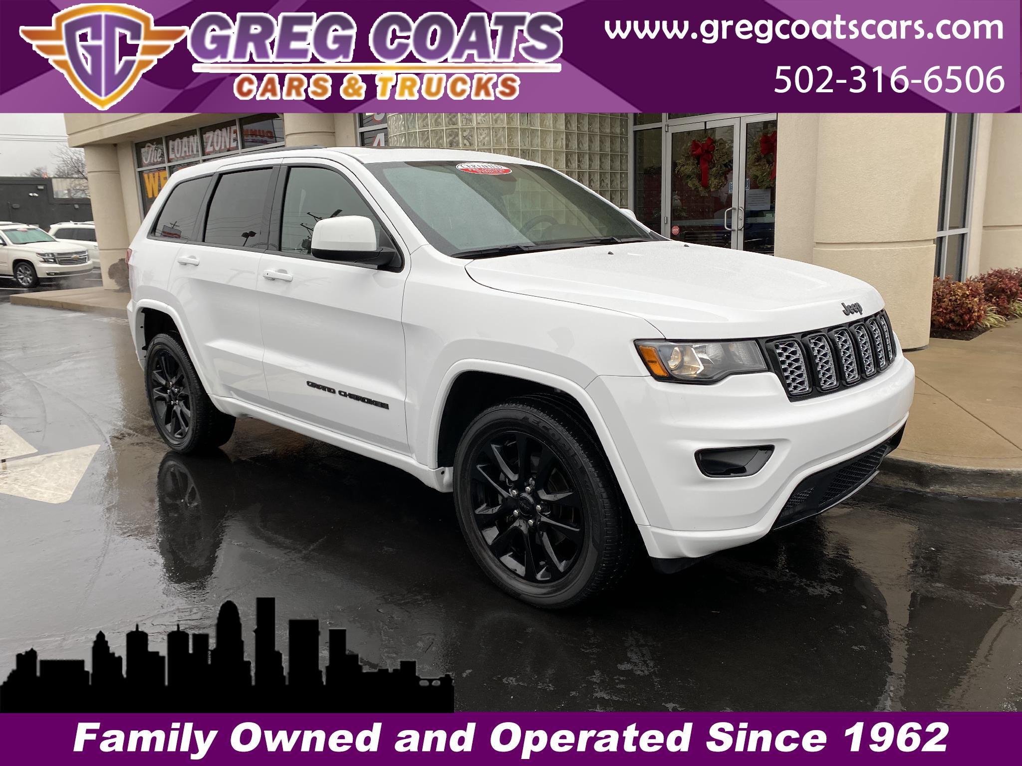 Jeep Grand Cherokee 4WD 4dr High Altitude 2017