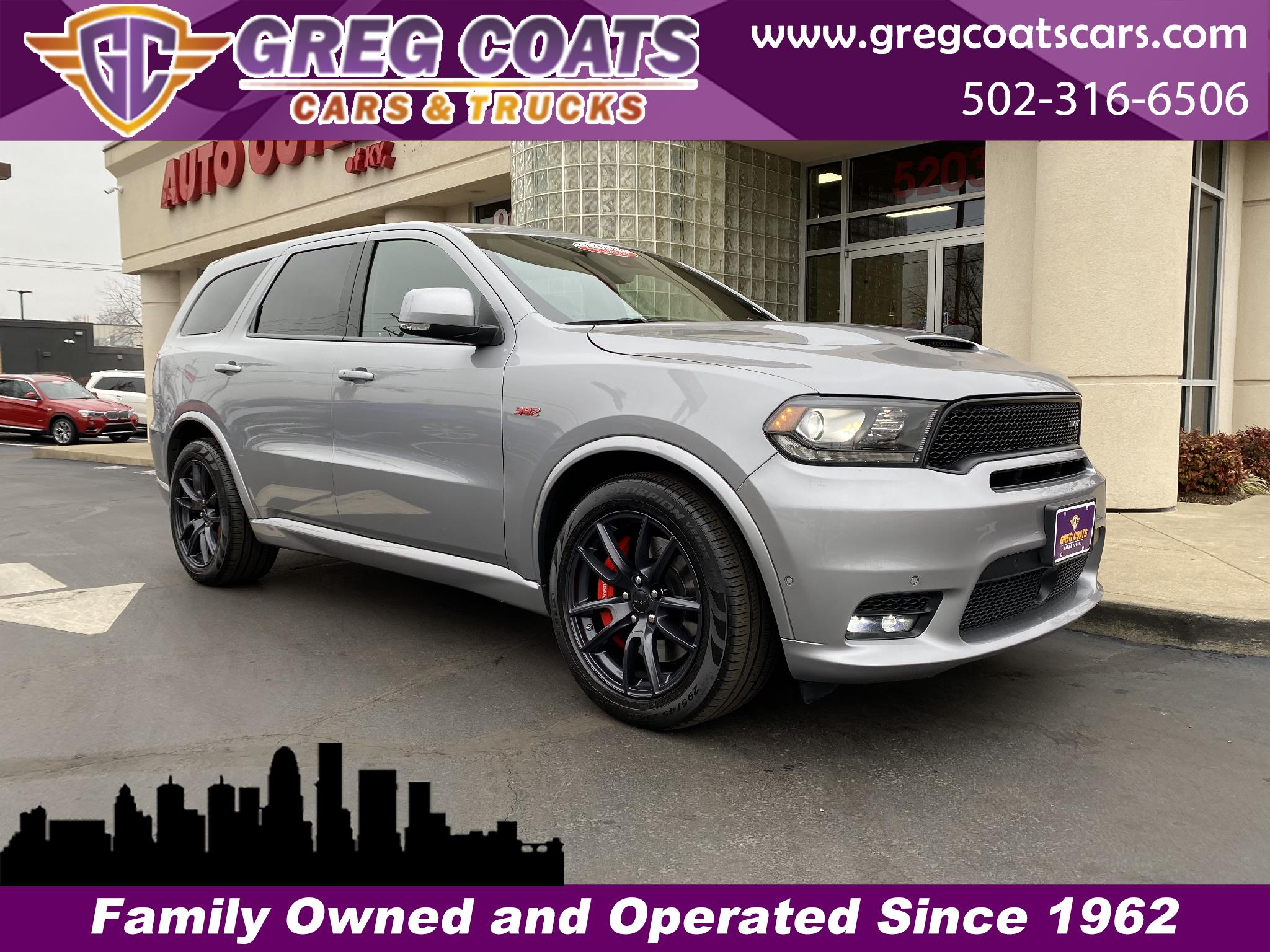 Dodge Durango SRT AWD 2018