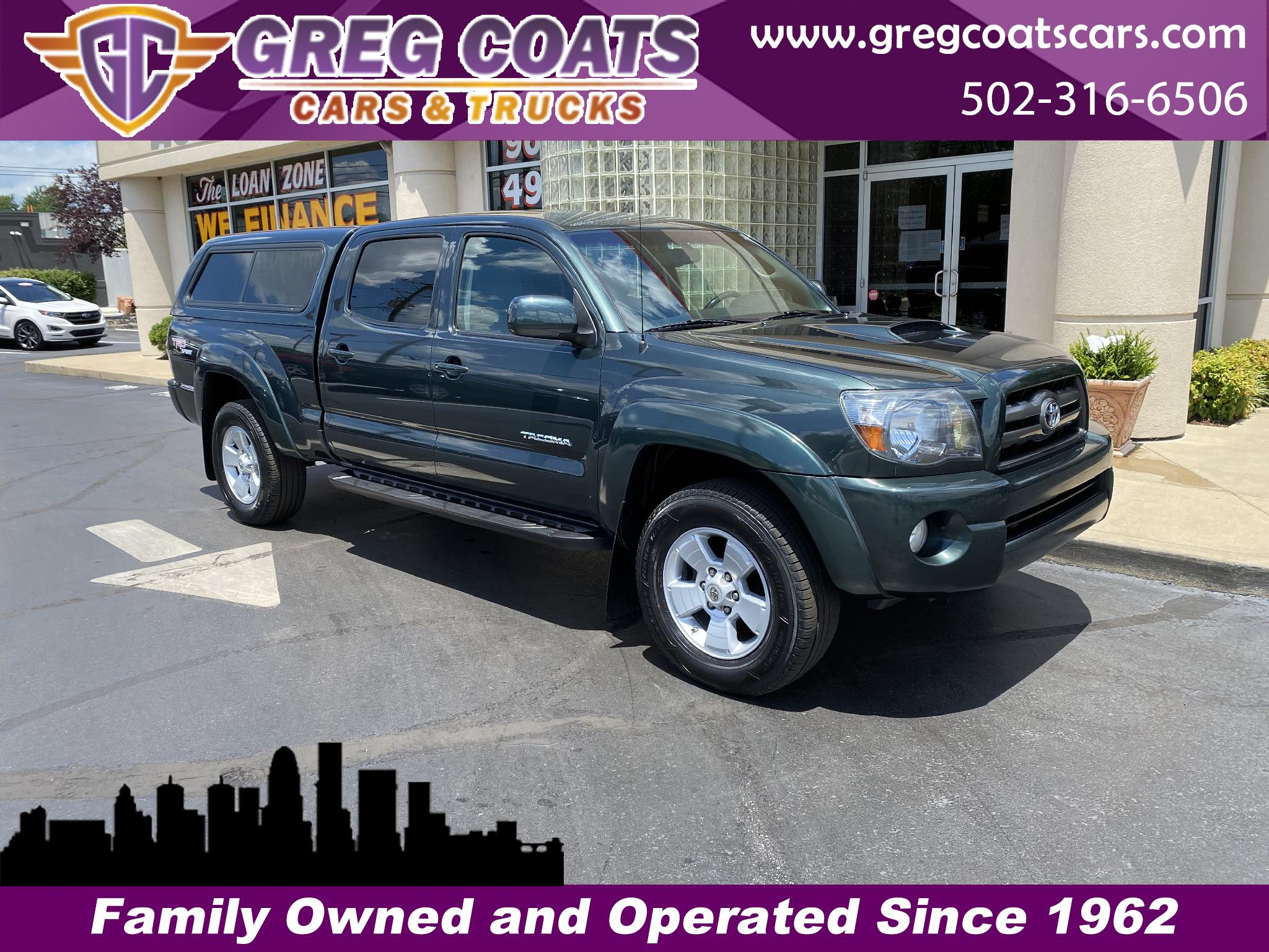 Toyota Tacoma Double Cab Long Bed V6 Auto 4WD 2009