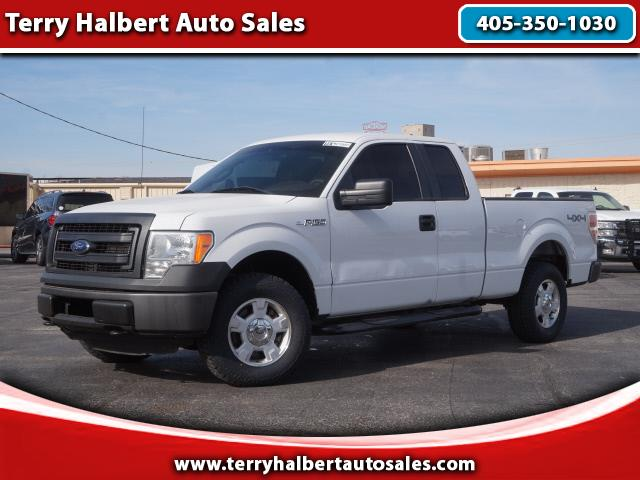 2013 Ford F-150 XL SuperCab 8-ft. Bed 4WD