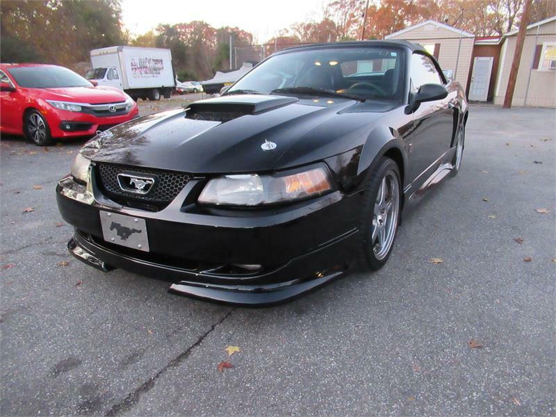 2001 Ford Mustang Roush Convertible