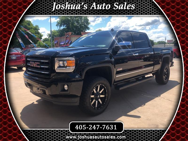 "2014 GMC Sierra 1500 4WD Crew Cab 147"" AT4"
