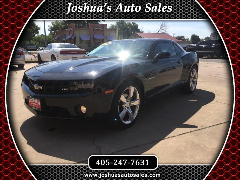 Chevrolet Camaro 2dr Coupe RS 2010