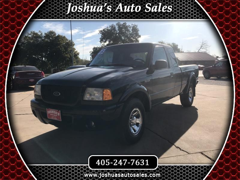 2003 Ford Ranger XL SuperCab 2WD