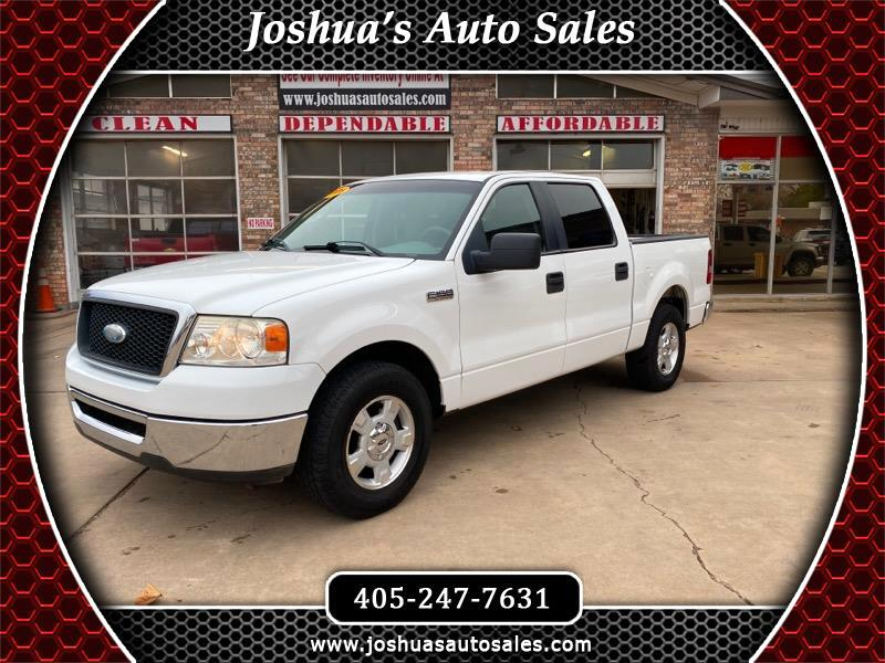 2008 Ford F-150 Lariat SuperCrew 2WD