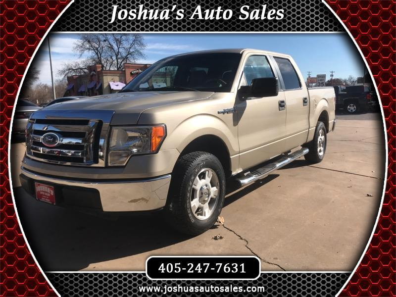 "Ford F-150 2WD Supercab 133"" XLT 2010"