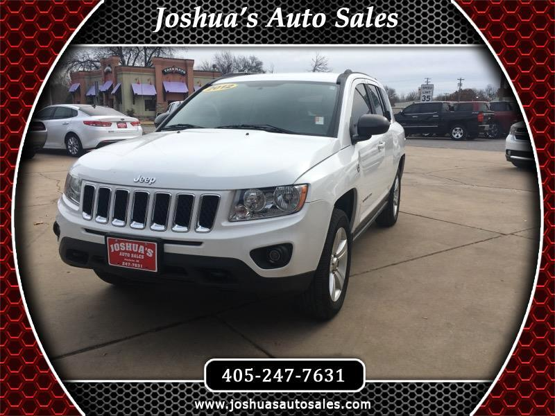 2012 Jeep Compass 4WD 4dr
